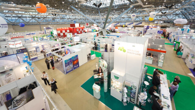 Mediright was proud to be an exhibitor at this year's Safety & Health Expo