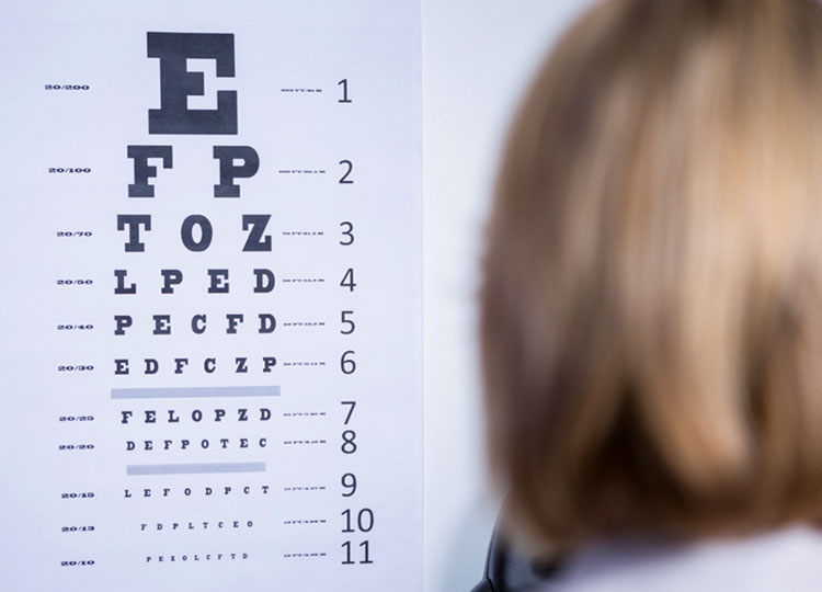 Vision Testing Healthcare Services / Mediright