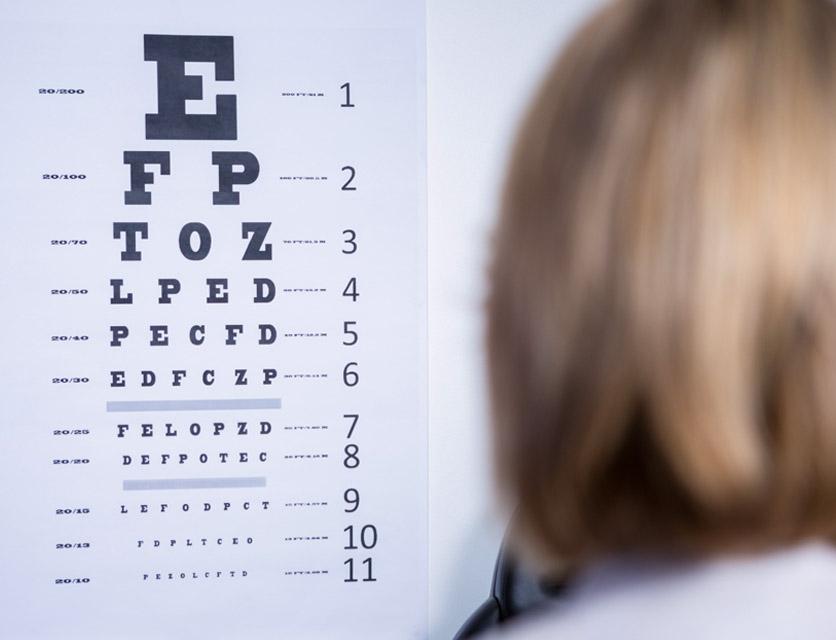 Computerised Vision Testing & Screening - Mediright Corporate Healthcare